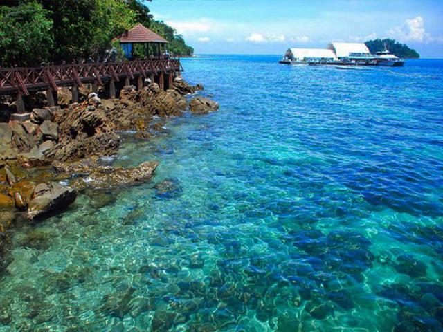 taman marin pulau payar