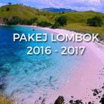 Pakej Percutian Lombok 2017