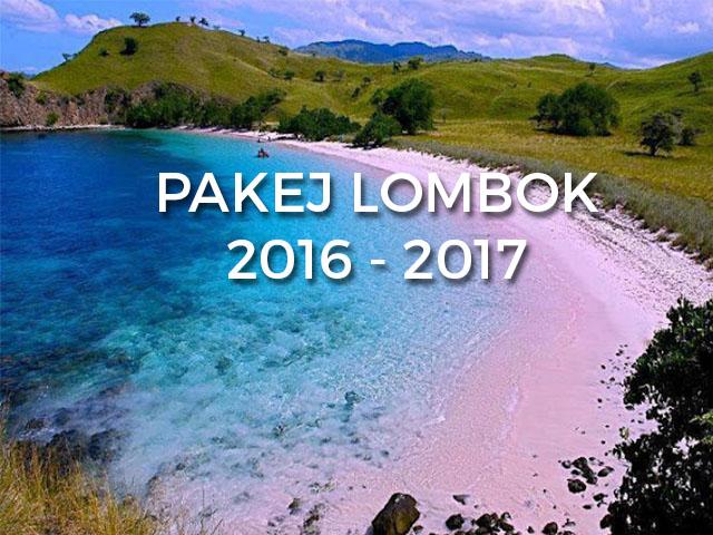 Pakej Percutian Lombok 2017/2018