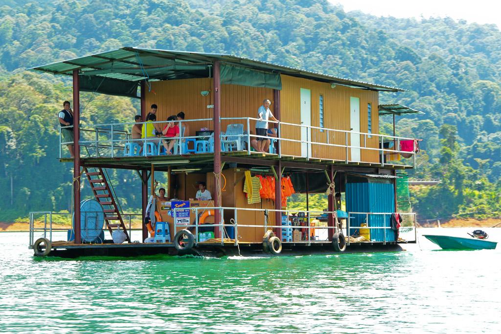 Pakej Tasik Kenyir 2017 / 2018 – 3H2M di Houseboat