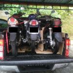 Cara Pos Motosikal