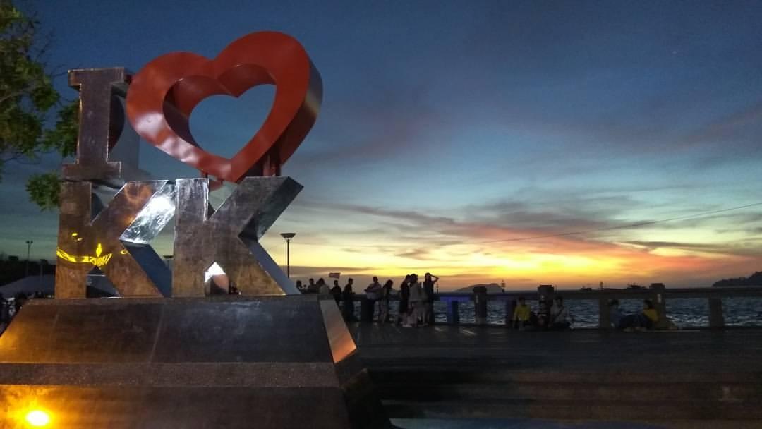 Tempat Menarik di Sabah – Kota Kinabalu & Kundasang