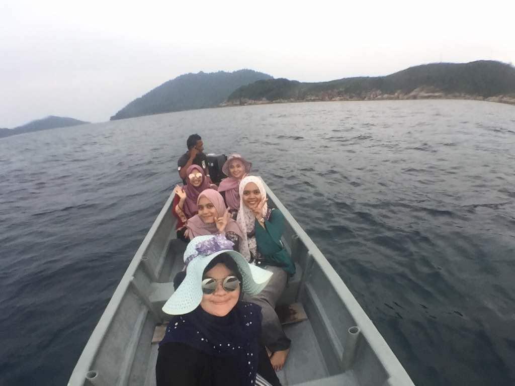 Trip ke Pulau Perhentian – Perkongsian Penuntut IPTA