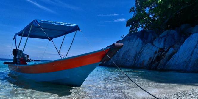 harga tiket bot ke pulau perhentian