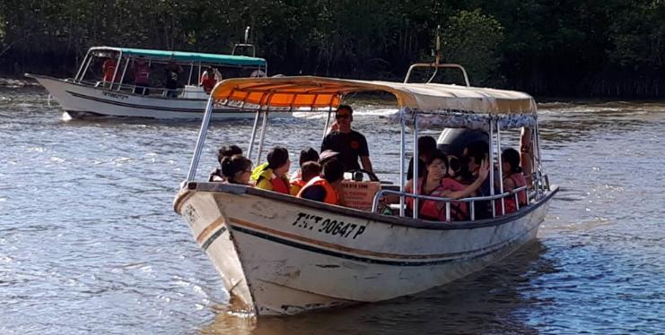 Bot Jeti Merang ke Pulau Redang