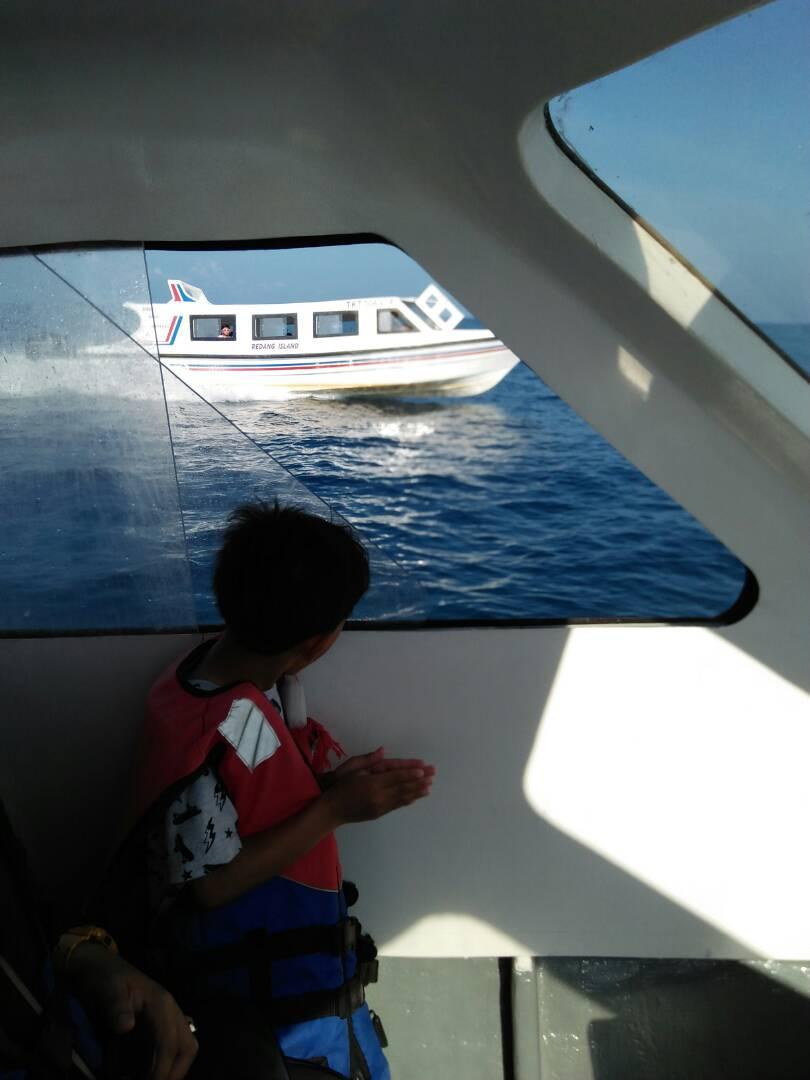 Harga Tiket Bot ke Pulau Redang Dari Jeti Merang
