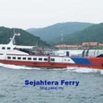 Harga Tiket Feri ke Pulau Redang