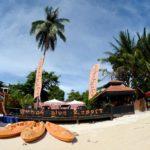 Resort di Pulau Perhentian Kecil