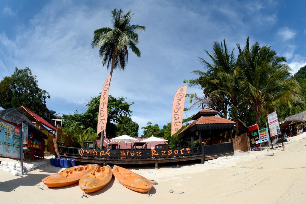 Senarai Resort di Pulau Perhentian Kecil