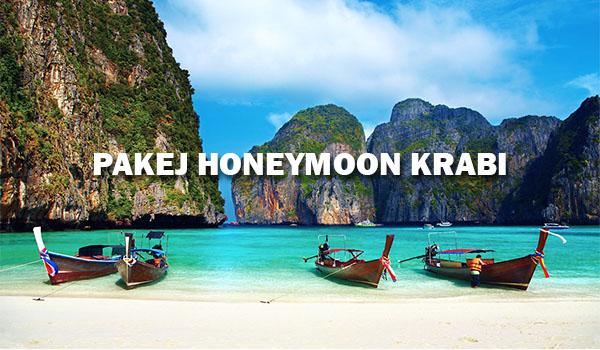Pakej Honeymoon Krabi 2018 [TERBAIK]
