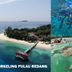 Pakej Snorkeling Pulau Redang DayTrip 2