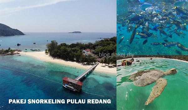 Pakej Snorkeling Pulau Redang – DAYTRIP