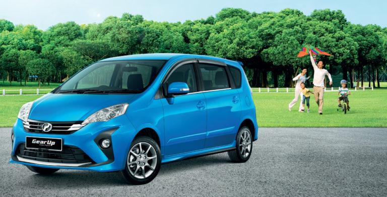 Harga Perodua Alza 2021 - Jumlah Ansuran Bulanan | Blog ...