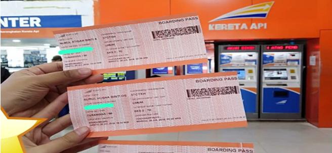 Tiket Train Bandung ke Jogjakarta