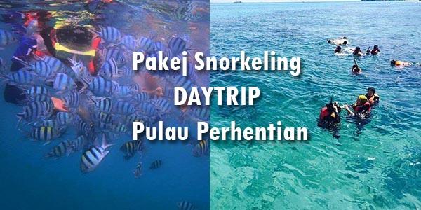 Pakej Day Trip Pulau Perhentian