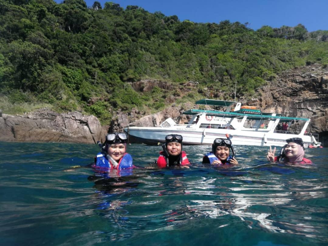 Trip ke Pulau Redang 3h2m