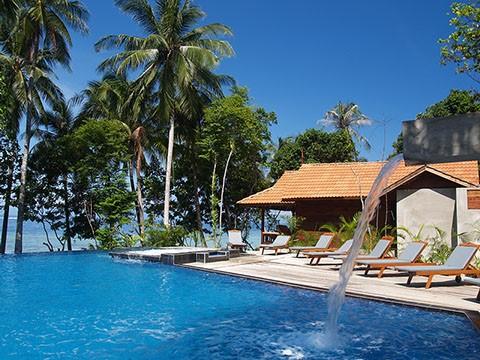 Senarai Resort di Pulau Lang Tengah