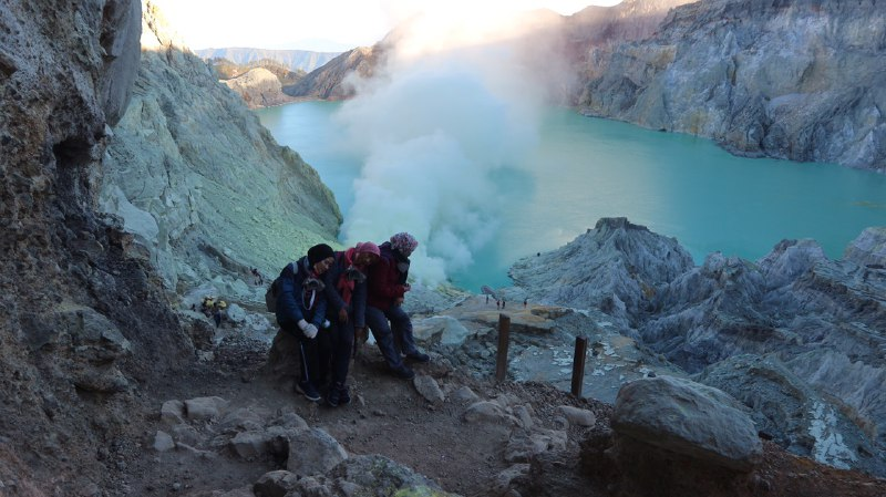 Trip ke Kawah Ijen Blue Fire (Part 2)