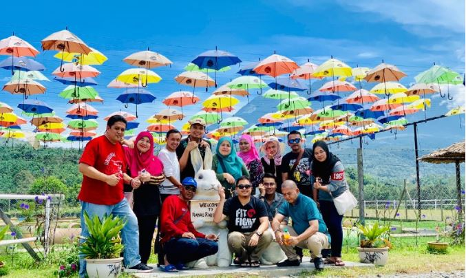 Pakej Bajet ke Sabah 2021 3H2M (KK & Kundasang)