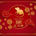cuti raya cina 2020 tikus