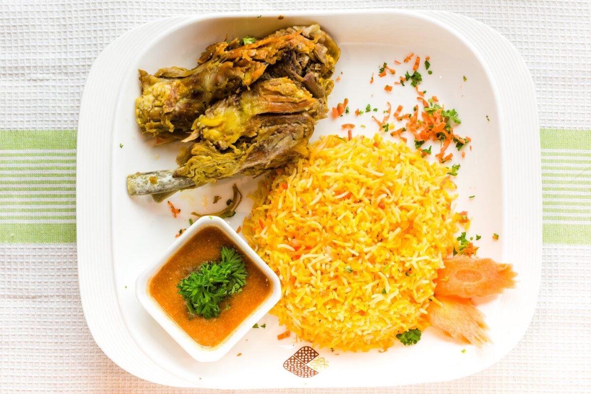 Kedai Nasi Arab Shah Alam